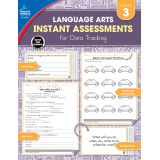 Instant Assessments for Data Tracking: Language Arts, Grade 3