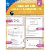 Instant Assessments for Data Tracking: Language Arts, Grade 5