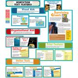 Nonfiction Text Features Bulletin Board Set