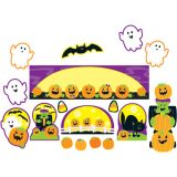 Halloween Mini Bulletin Board Set