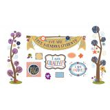 Tree-Mendous Students Mini Bulletin Board Set