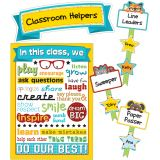 Hipster Classroom Management Bulletin Board Set