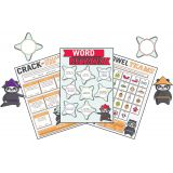 Word Attack Bulletin Board Set
