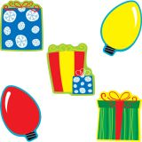 Gifts & Lights Colorful Cut-Outs® Assorted