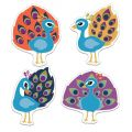 You-Nique Peacocks Colorful Cut-Outs®