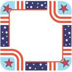 Star-Spangled Mini Cut-Outs