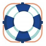 S.S. Discover Colorful Cut-Outs®, Life Preservers