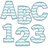 S.S. Discover 4 EZ Letters, Uppercase