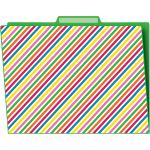 School Pop File Folders