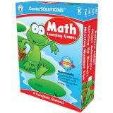 CenterSOLUTIONS®: Math Learning Game, Grade 1
