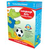 CenterSOLUTIONS™: Language Arts Learning Game, Grade PreK
