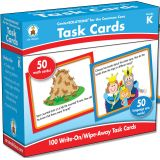 CenterSolutions® for the Common Core Task Cards, Grade K