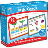 CenterSolutions® for the Common Core Task Cards, Grade 2
