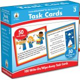 CenterSolutions® for the Common Core Task Cards, Grade 3
