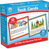 CenterSolutions® for the Common Core Task Cards, Grade 4