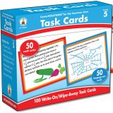 CenterSolutions® for the Common Core Task Cards, Grade 5
