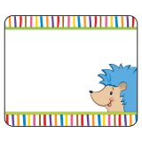 Happy Hedgehogs Name Tags