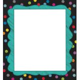 Colorful Chalkboard Notepad
