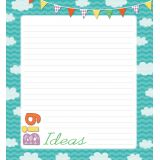 Up and Away Notepad