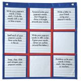 Differentiated Choice Board Pocket Chart
