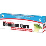 Complete Common Core State Standards Kit for Mathematics, Grade 6