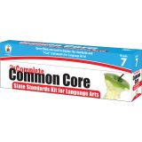 Complete Common Core State Standards Kit for English Language Arts, Grade 7