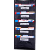 File Folder Storage, Black