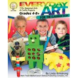 Everyday Art for the Classroom Teacher