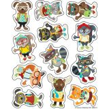 Hipster Shape Stickers