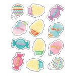 Up and Away Shape Stickers