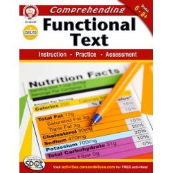 Comprehending Functional Text