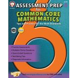 Assessment Prep for Common Core Reading, Grade 6