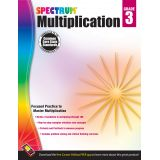 Spectrum® Multiplication, Grade 3
