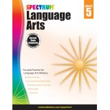 Spectrum® Language Arts, Grade 5