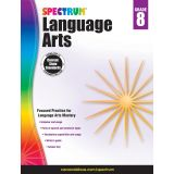 Spectrum® Language Arts, Grade 8