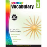 Spectrum® Vocabulary, Grade 3