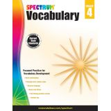 Spectrum® Vocabulary, Grade 4