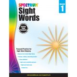 Spectrum® Sight Words, Grade 1
