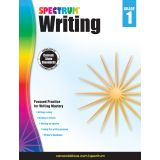 Spectrum® Writing, Grade 1