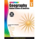 Spectrum® Geography: United States of America, Grade 5