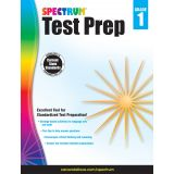 Spectrum® Test Prep, Grade 1