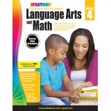 Spectrum® Language Arts and Math Common Core Edition, Grade 4