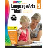 Spectrum® Language Arts and Math Common Core Edition, Grade 5