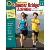 Summer Bridge Activities®, Grades 7-8