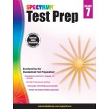 Spectrum® Test Prep, Grade 7