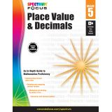 Spectrum® Focus Place Value and Decimals