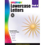 Spectrum® Handwriting, Lowercase Letters