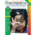 Sign Language Fun in the Early Childhood Classrooms