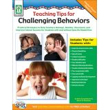 Teaching Tips for Challenging Behaviors