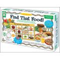Listening Lotto: Find That Food! Game